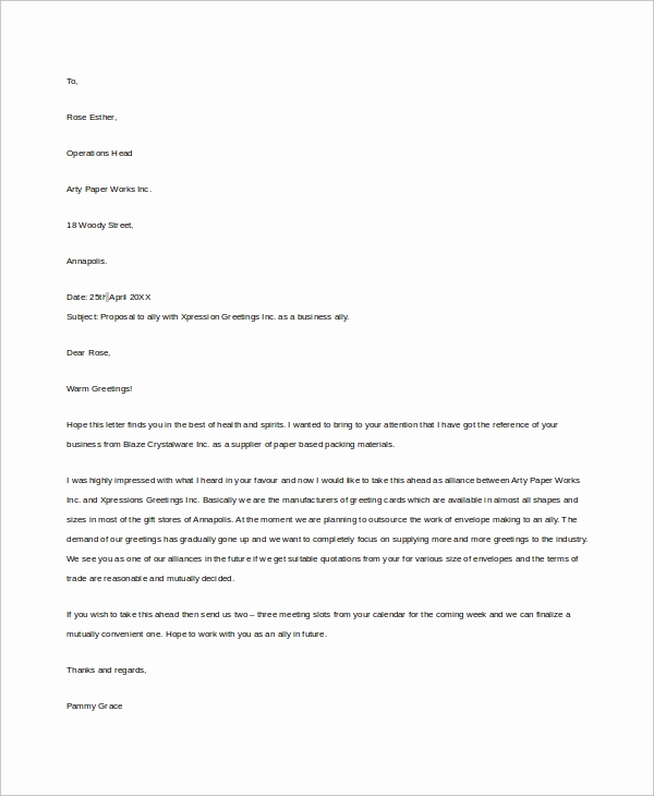 Examples Of Letters Of Interest Beautiful Sample Letter Of Interest 8 Examples In Word Pdf