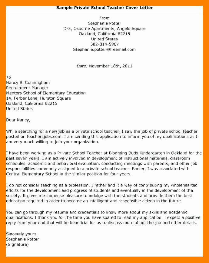 Examples Of Letters Of Interest Lovely 9 10 Letter Of Interest Sample Teacher