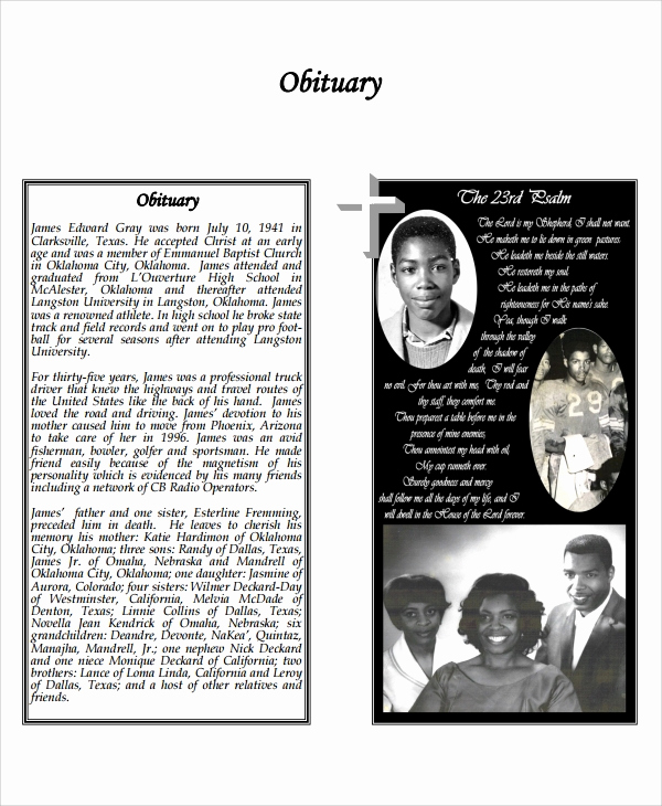 Examples Of Obituaries Well Written Beautiful Momblogs Blog