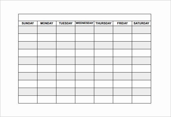 Excel Employee Schedule Template Elegant Employee Shift Schedule Template 15 Free Word Excel