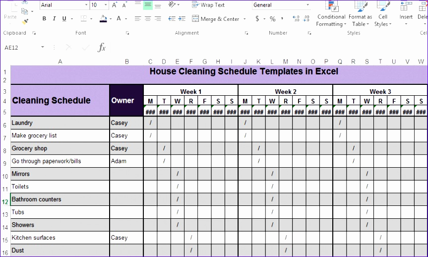 Excel Employee Schedule Template New 6 Microsoft Excel Employee Schedule Template