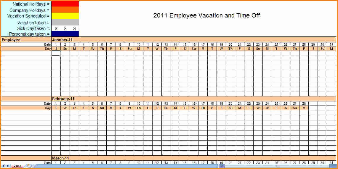 Excel Employee Schedule Template Unique Monthly Employee Schedule Template Excel
