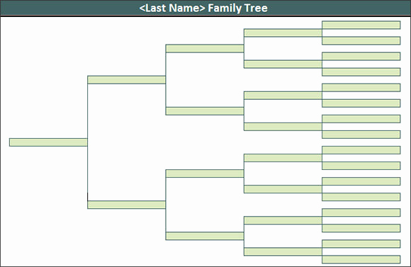 Excel Family Tree Template Lovely Family Tree Template 55 Download Free Documents In Pdf