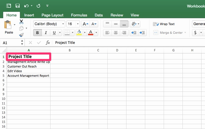 Excel Task Tracker Template Fresh Project Tracking Template In Excel Priority Matrix