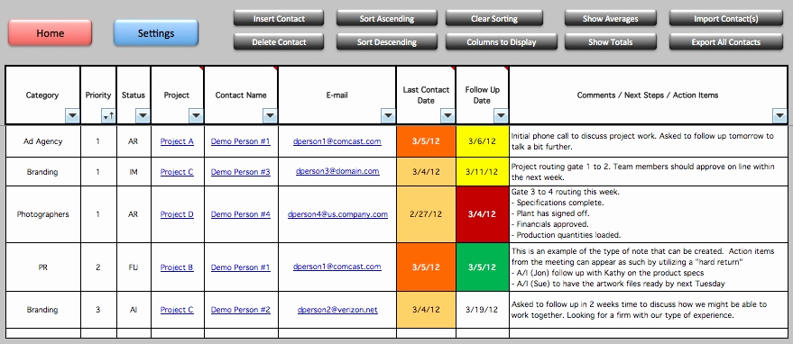 Excel Task Tracker Template Lovely Multiple Project Management Tracking Templates Excelide