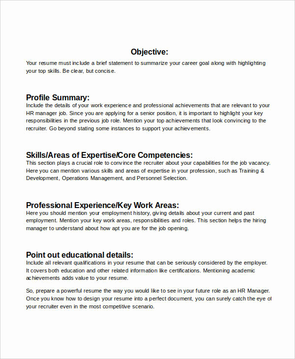 Executive Resume Template Word Beautiful 48 Executive Resume Templates Pdf Doc