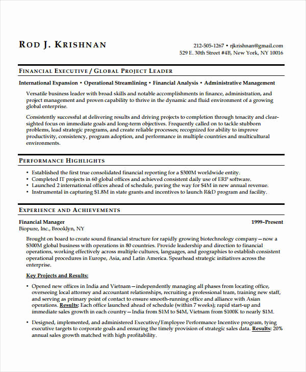 Executive Resume Template Word Lovely Professional Executive Resume Template 34 Word Pdf