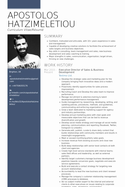Executive Resume Template Word Unique 24 Best Sample Executive Resume Templates Wisestep