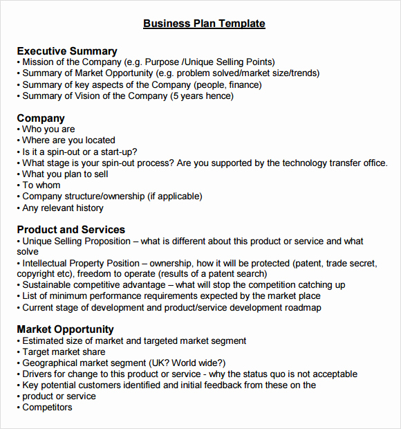 Executive Summary Example Business Plan Fresh Sample Contract Summary Template 10 Free Documents In Pdf