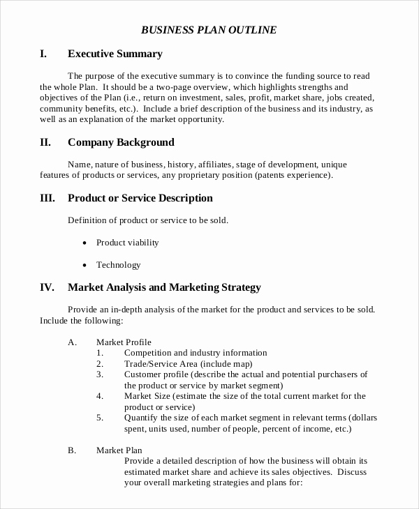 Executive Summary Marketing Plan Best Of 9 Executive Summary Marketing Plan Examples Pdf Word