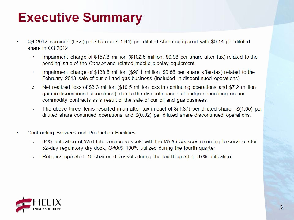 Executive Summary Report Example Fresh 13 Executive Summary Templates Excel Pdf formats