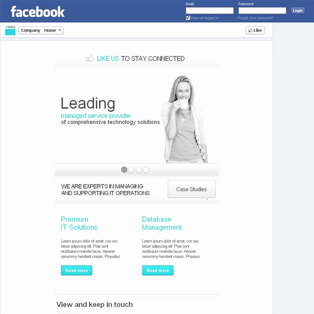 Facebook Business Page Template Fresh New Timeline Pages and How We Revamp Our