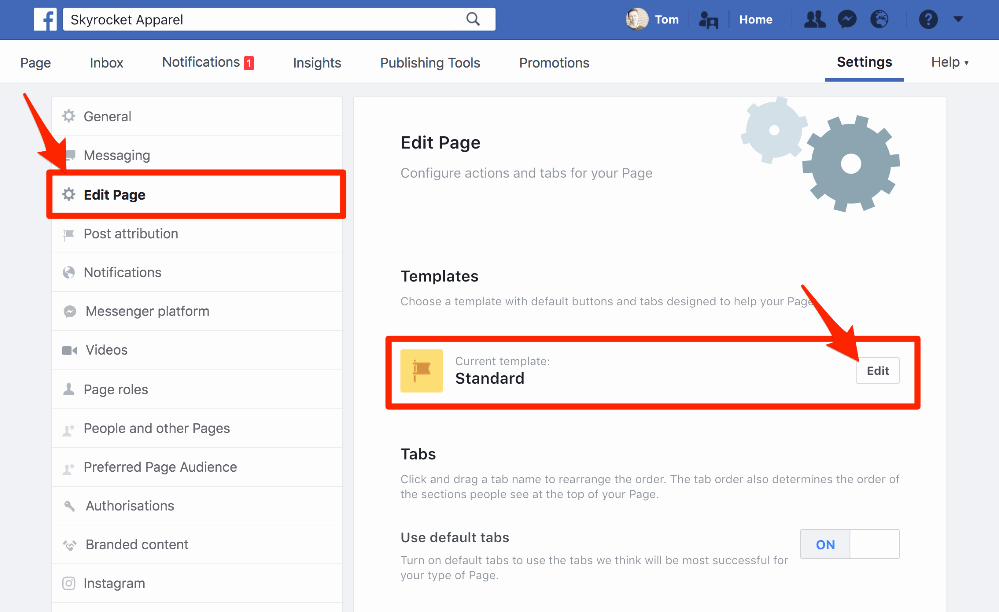 Facebook Business Page Template Luxury 19 Easy Steps to Setting Up A Killer Business Page