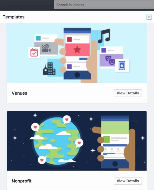 Facebook Business Page Template New 9 Little Known Marketing Features and Hacks You