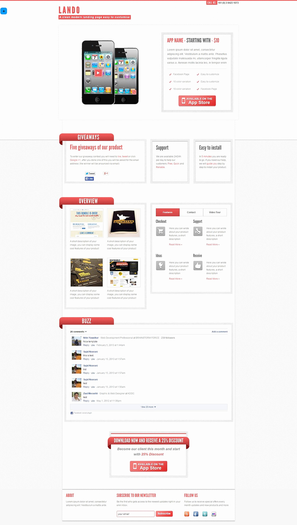 Facebook Business Page Template Unique 13 Page Templates for Business