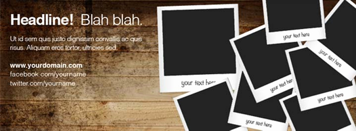 Facebook Cover Photo Template Psd Awesome 16 Free Timeline Cover Psd Templates