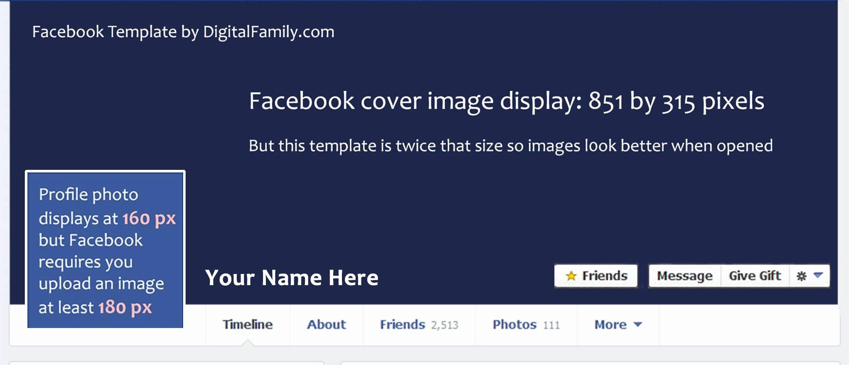 Facebook Cover Photo Template Psd Beautiful Download 8 Free social Media Website Mockups
