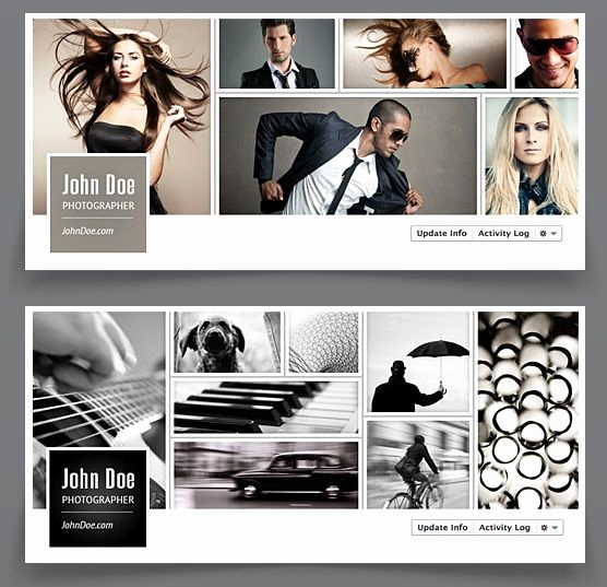 Facebook Cover Photo Template Psd Best Of Timeline Cover Image Collage Cover