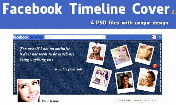 Facebook Cover Photo Template Psd Fresh 60 High Quality Timeline Cover Psd Templates