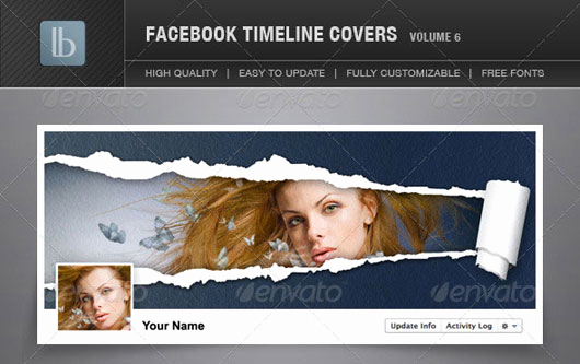 Facebook Cover Template Psd Unique 60 High Quality Timeline Cover Psd Templates