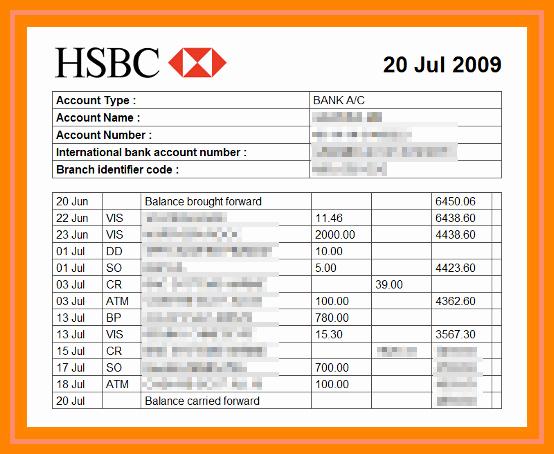 Fake Bank Statement Generator Inspirational 18 Fake Bank Statement Generator