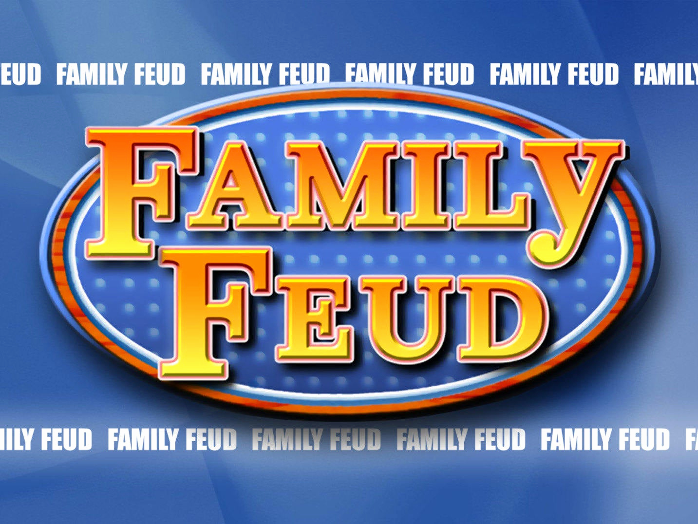 Family Feud Powerpoint Template Beautiful Customizable Family Feud Powerpoint Template