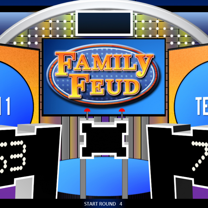 Family Feud Powerpoint Template New Free Family Feud Powerpoint Game Template Rebocfo