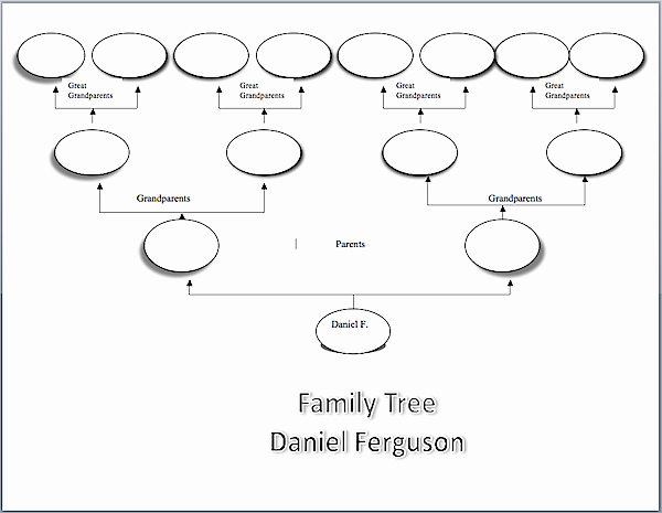 Family Tree Template Google Docs Awesome Family Tree Sjl Teacher Professional Development