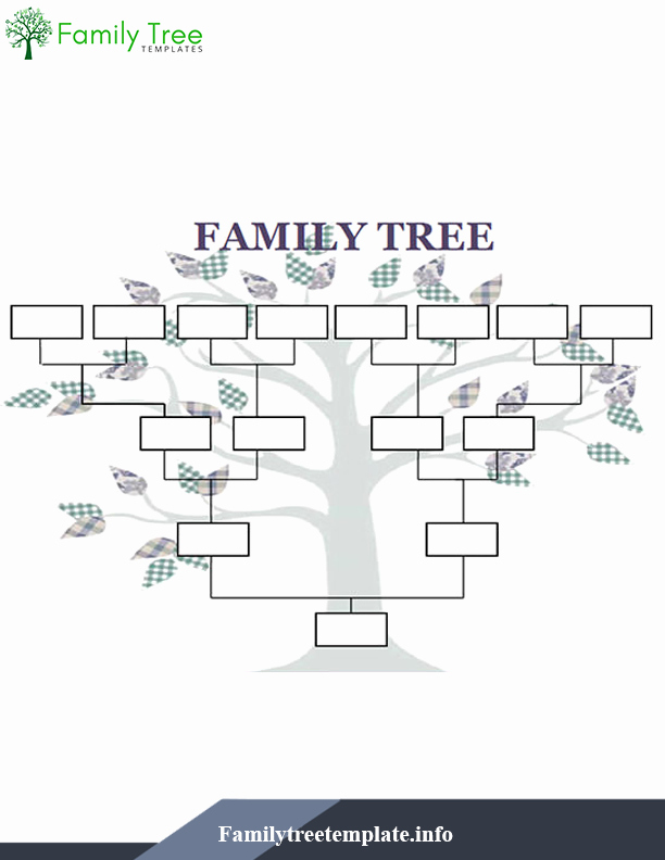 Family Tree Template Google Docs Awesome Family Tree Template