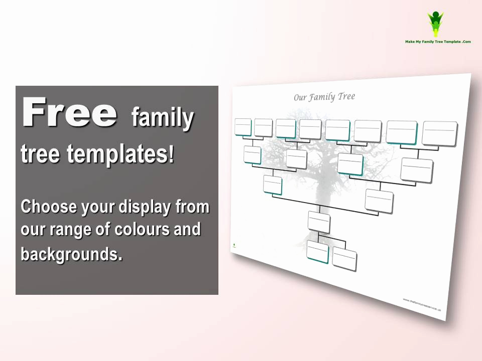 Family Tree Template Online Inspirational Free Editable Family Tree Template Word