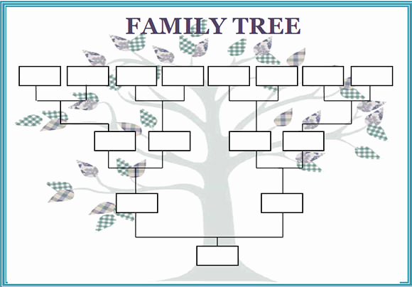 Family Tree Template Online Unique 50 Family Tree Templates