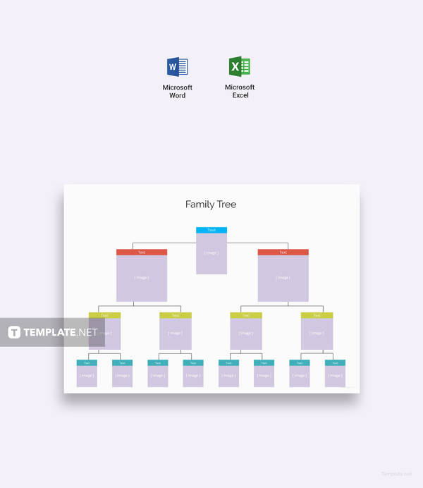 Family Tree Template with Siblings Awesome 9 Family Tree Template with Siblings Pdf Doc