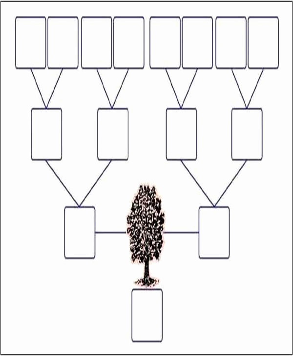 Family Tree Template with Siblings Lovely 9 Family Tree Template with Siblings Pdf Doc