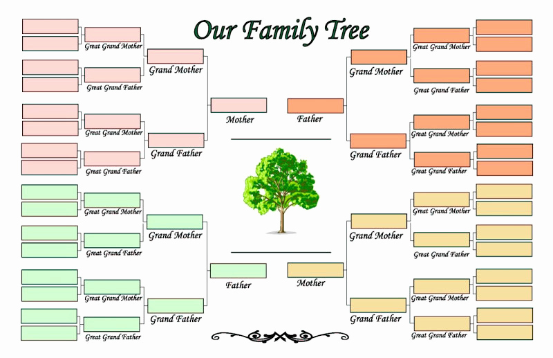 Family Tree Template with Siblings New Best S Family Tree Template with Siblings Family