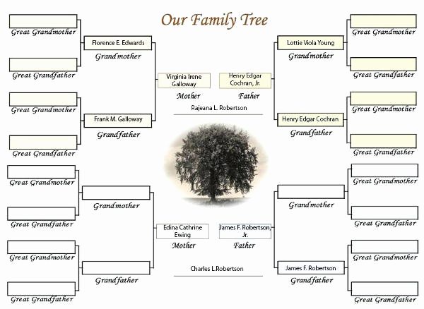 Family Tree Template with Siblings Unique 9 Family Tree Template with Siblings Pdf Doc