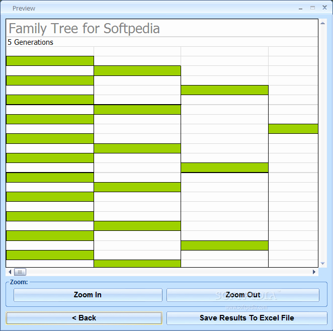Family Tree Templates Excel Awesome Download Excel Family Tree Chart Template software 7 0