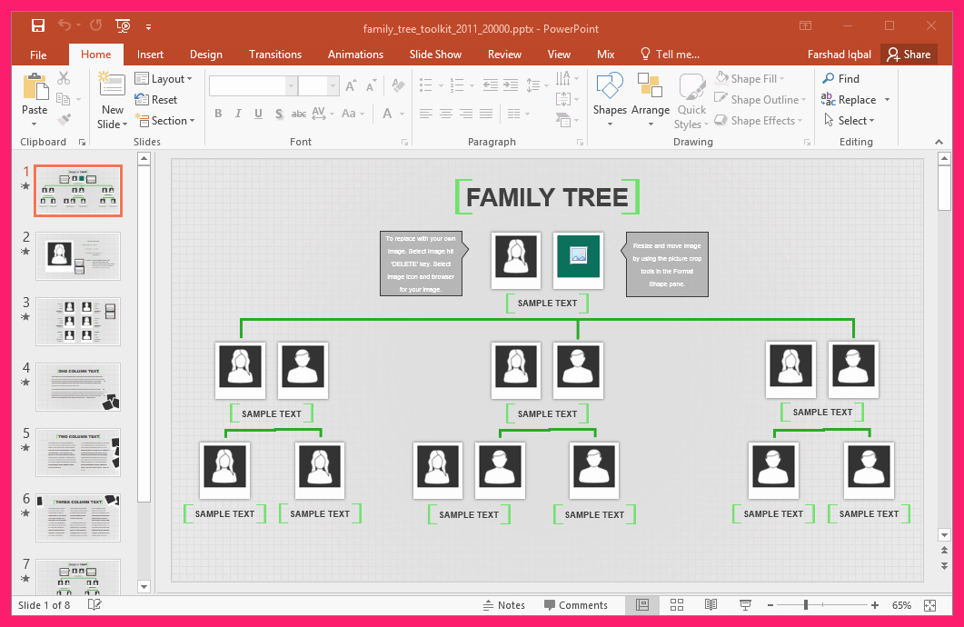 Family Tree Templates Excel Beautiful Family Tree Template Excel