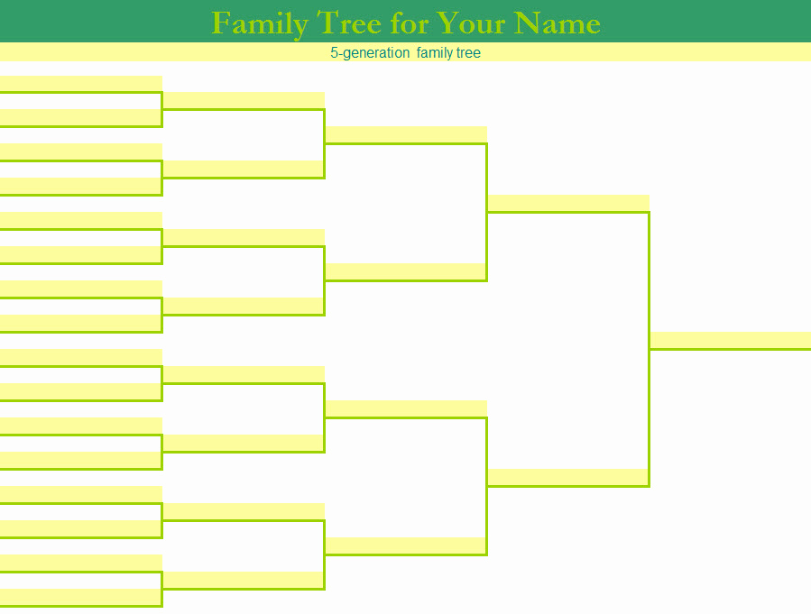 Family Tree Templates Excel Best Of Multi Option Family Tree Template My Excel Templates