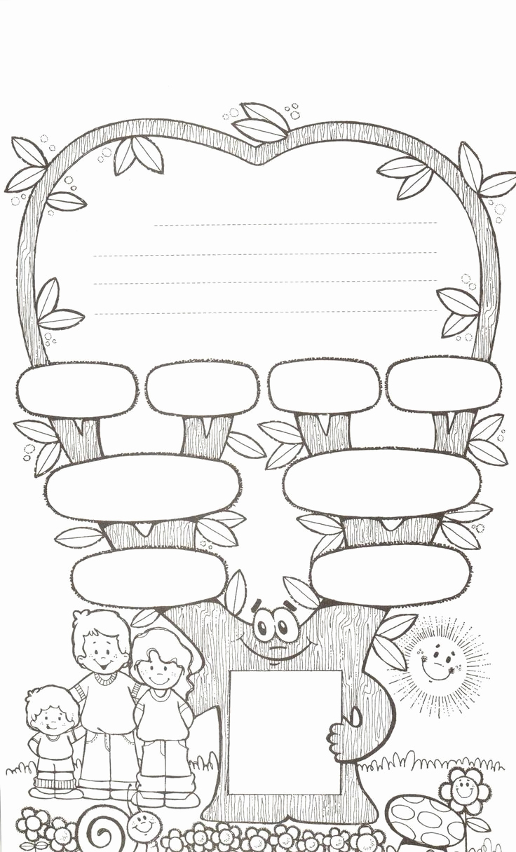 Family Tree Worksheet Printable Inspirational Best 25 Family Tree Worksheet Ideas On Pinterest
