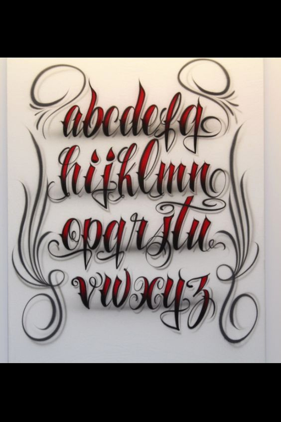 Fancy Cursive Fonts for Tattoos Inspirational Pinterest • the World's Catalog Of Ideas