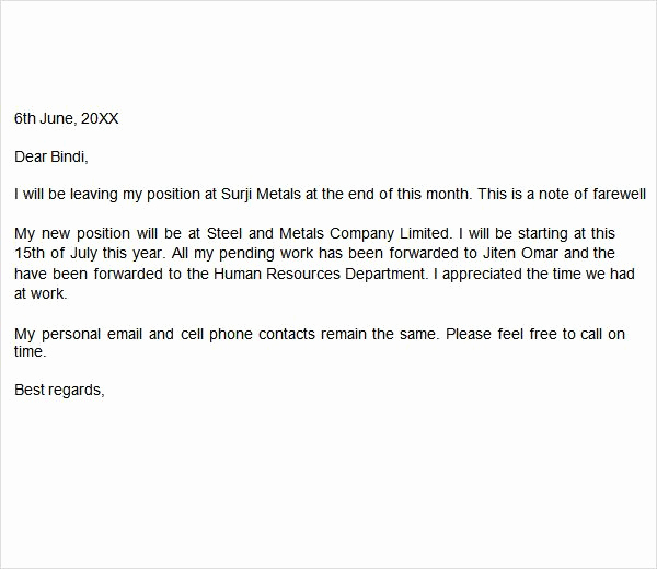 Farewell Letter to Colleagues Awesome Best 25 Farewell Email to Coworkers Ideas On Pinterest