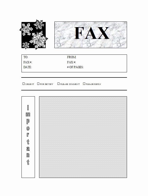 Fax Cover Sheet Template Free Lovely 40 Printable Fax Cover Sheet Templates Free Template