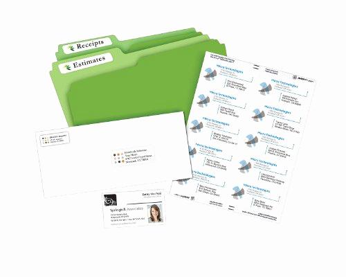 File Folder Label Template Awesome Avery File Folder Labels for Laser and Inkjet Printers 0