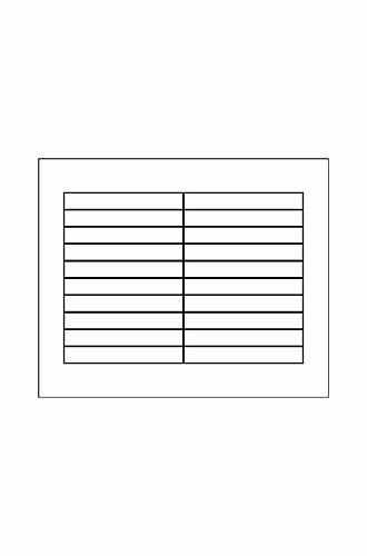 File Folder Label Template Lovely Avery Hanging Folder Insert Word Template