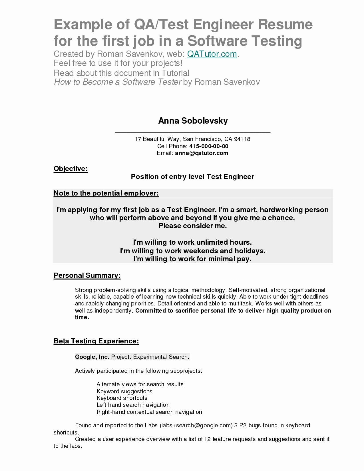 First Job Resume Template Luxury Resume First Job Template