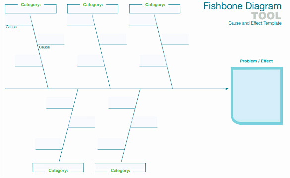 Fishbone Diagram Template Word Fresh 7 Fishbone Diagram Teemplates Pdf Doc