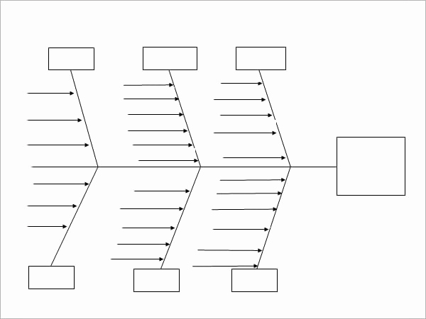 Fishbone Diagram Template Word Unique 8 Fishbone Diagram Templates Word Excel Pdf formats