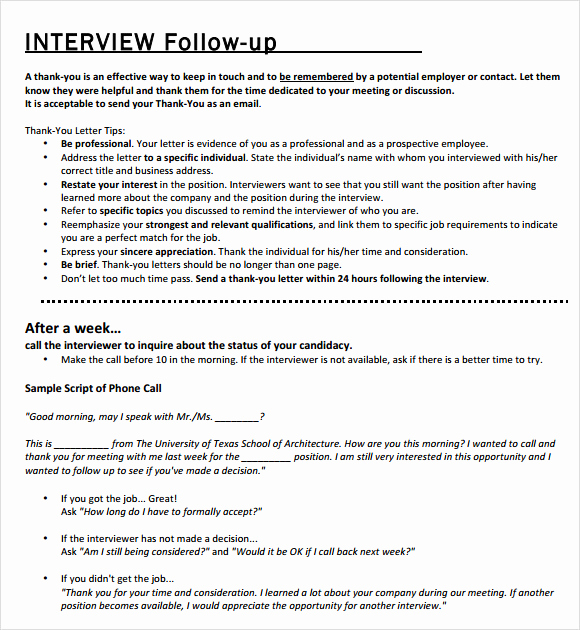 Follow Up Emails after Interview Fresh Follow Up Email Template 7 Premium and Free Download