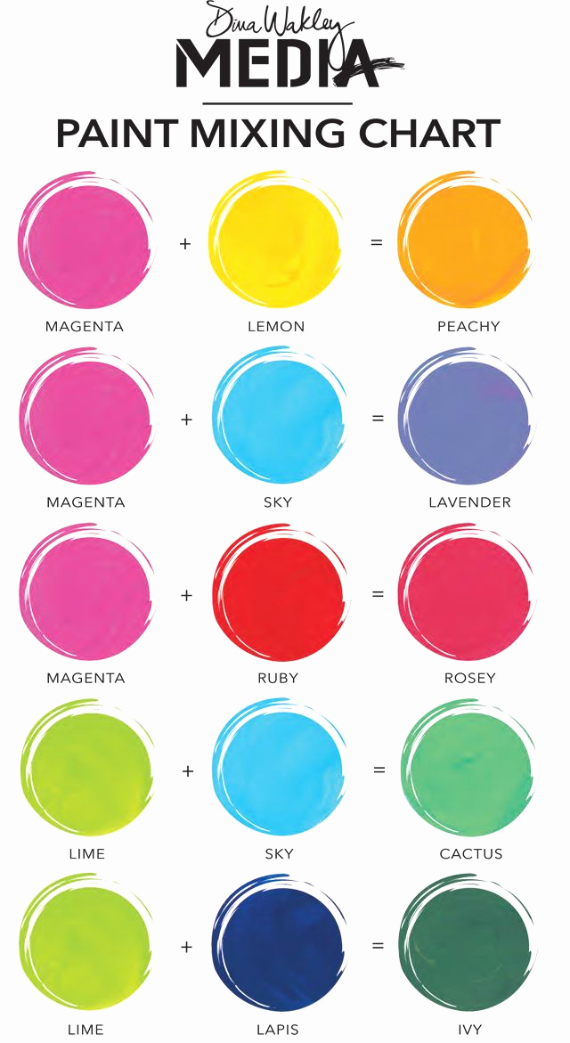 Food Color Mixing Chart Elegant Best 25 Color Mixing Chart Ideas On Pinterest