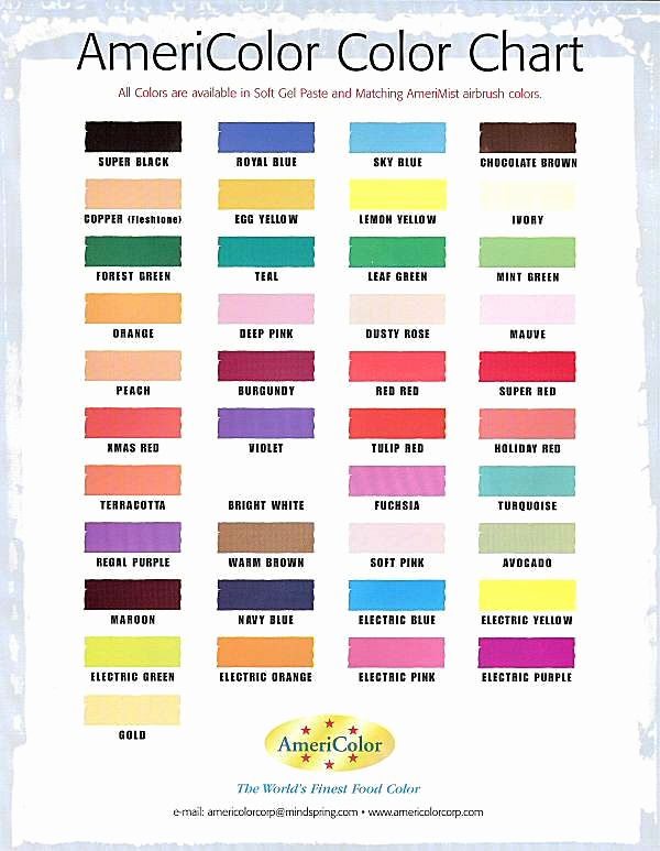 Food Color Mixing Chart Fresh 50 Best How to Create Colors & Useful Tips Images On